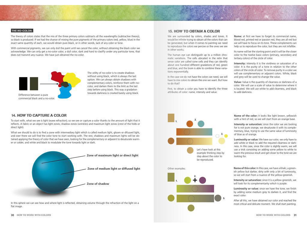 Como Trabajar con Colores y Transiciones con Acrilicos (Vista 9)