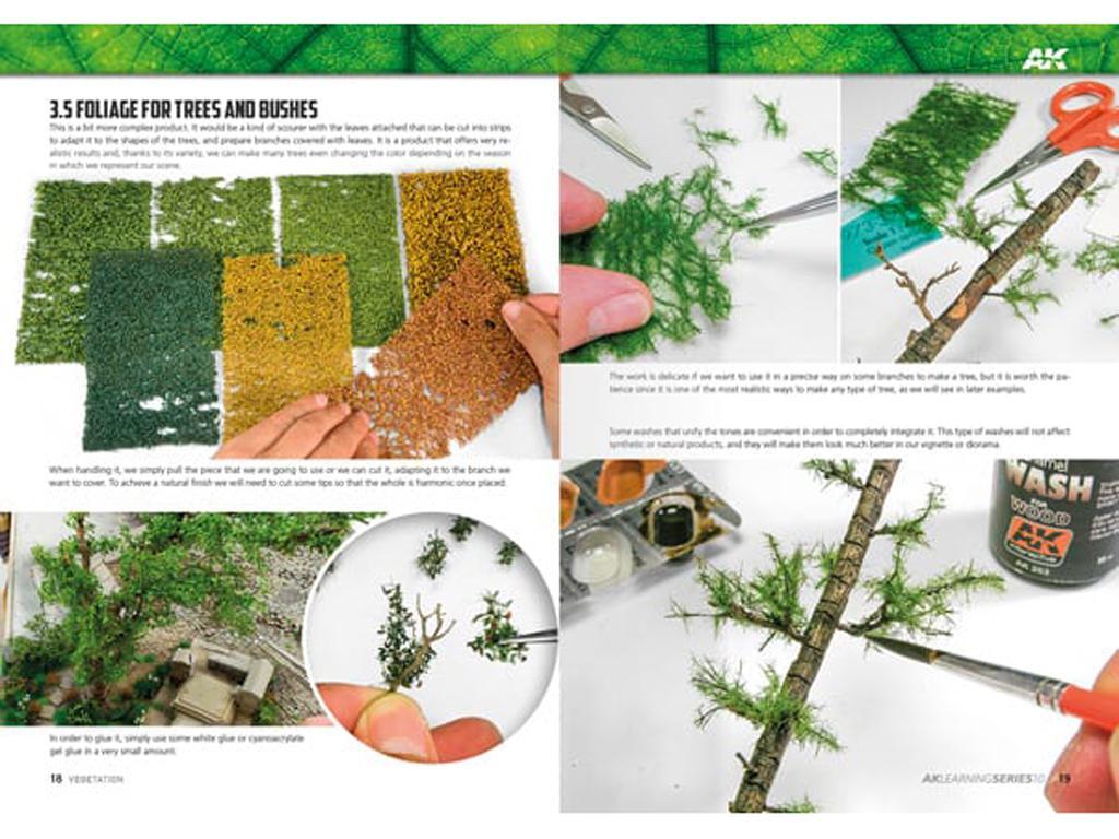 Dominando la Vegetacion en Modelismo (Vista 2)