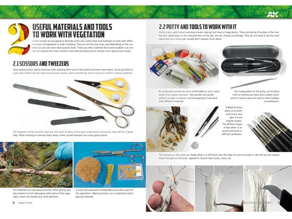 Dominando la Vegetacion en Modelismo (Vista 3)