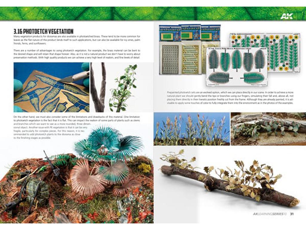 Dominando la Vegetacion en Modelismo (Vista 4)