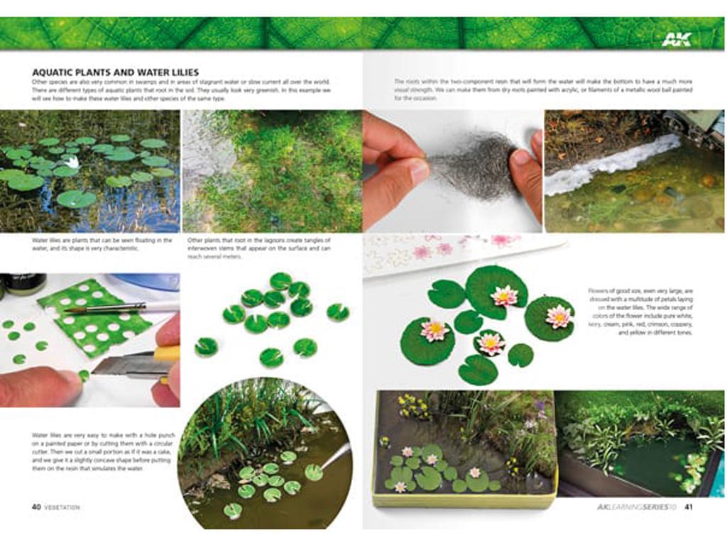 Dominando la Vegetacion en Modelismo (Vista 6)