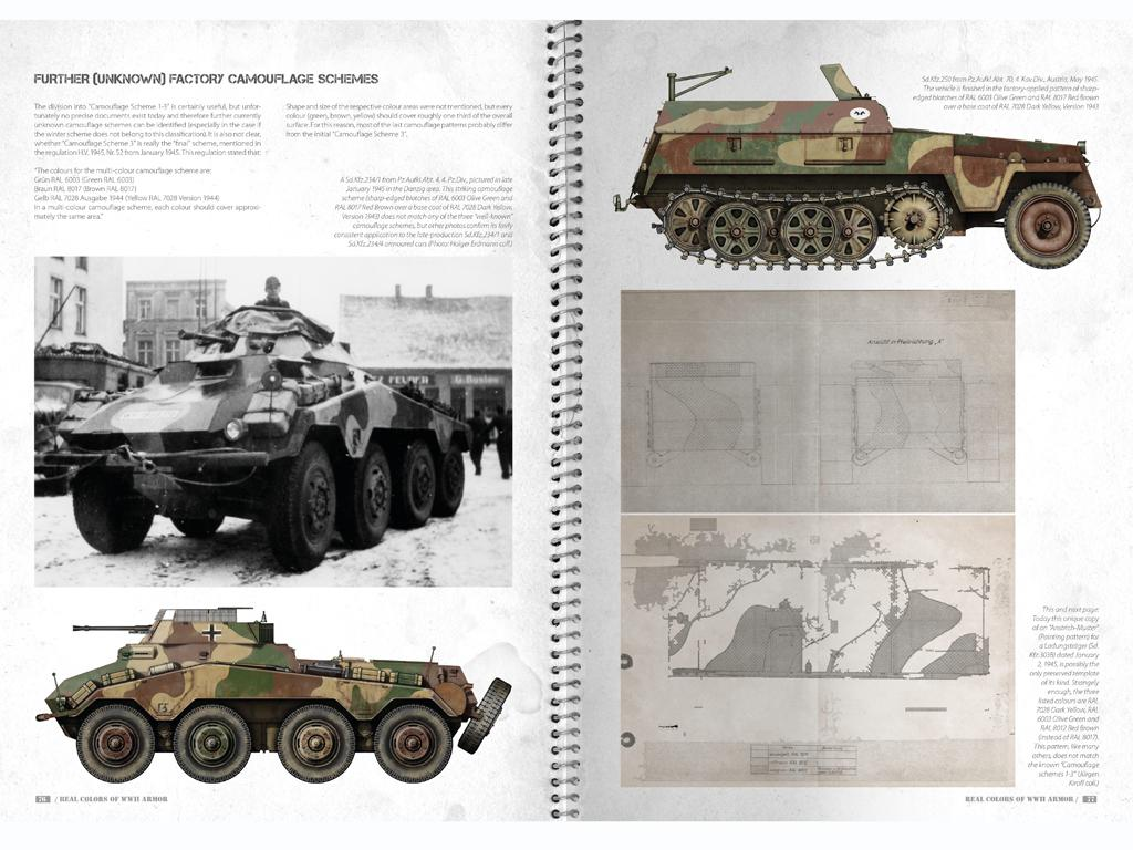 Colores reales vehiculos de la WWII Mundial (Vista 5)