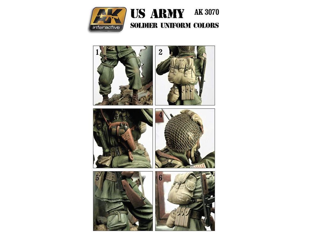 Uniformes Americanos (Vista 2)