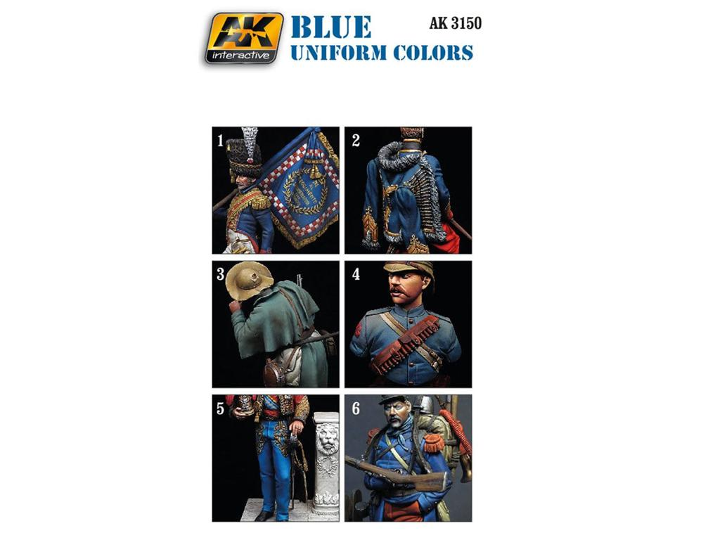 Uniformes Azules (Vista 2)