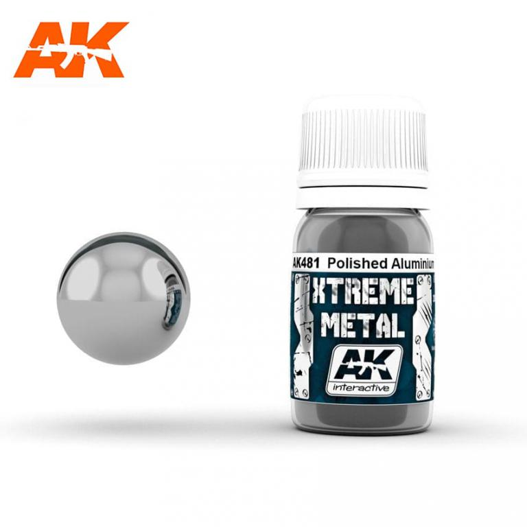 Metal Aluminio Pulido (Vista 1)