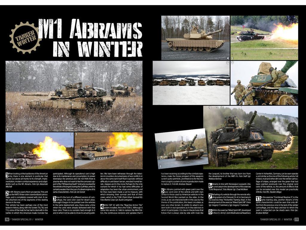 Tanker Techniques Magazine -Special Winter (Vista 3)
