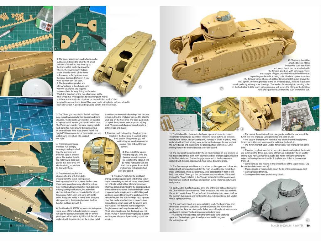 Tanker Techniques Magazine -Special Winter (Vista 4)