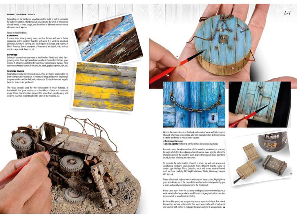 Worn Art Collection Nº 1 (Vista 3)