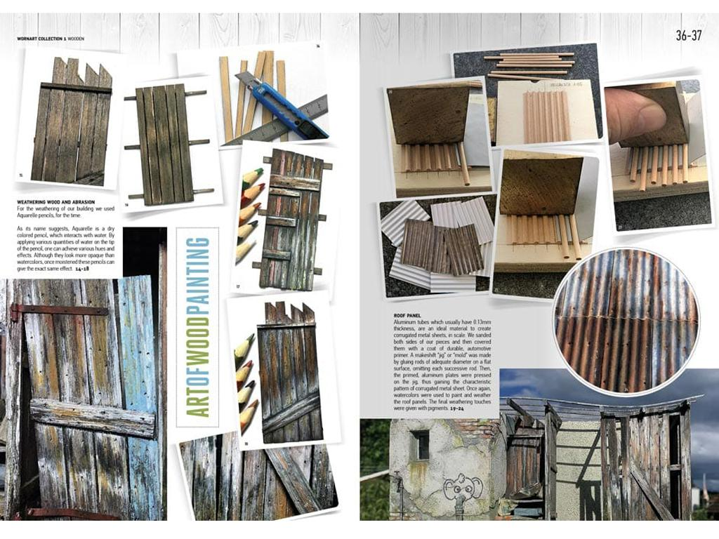 Worn Art Collection Nº 1 (Vista 6)