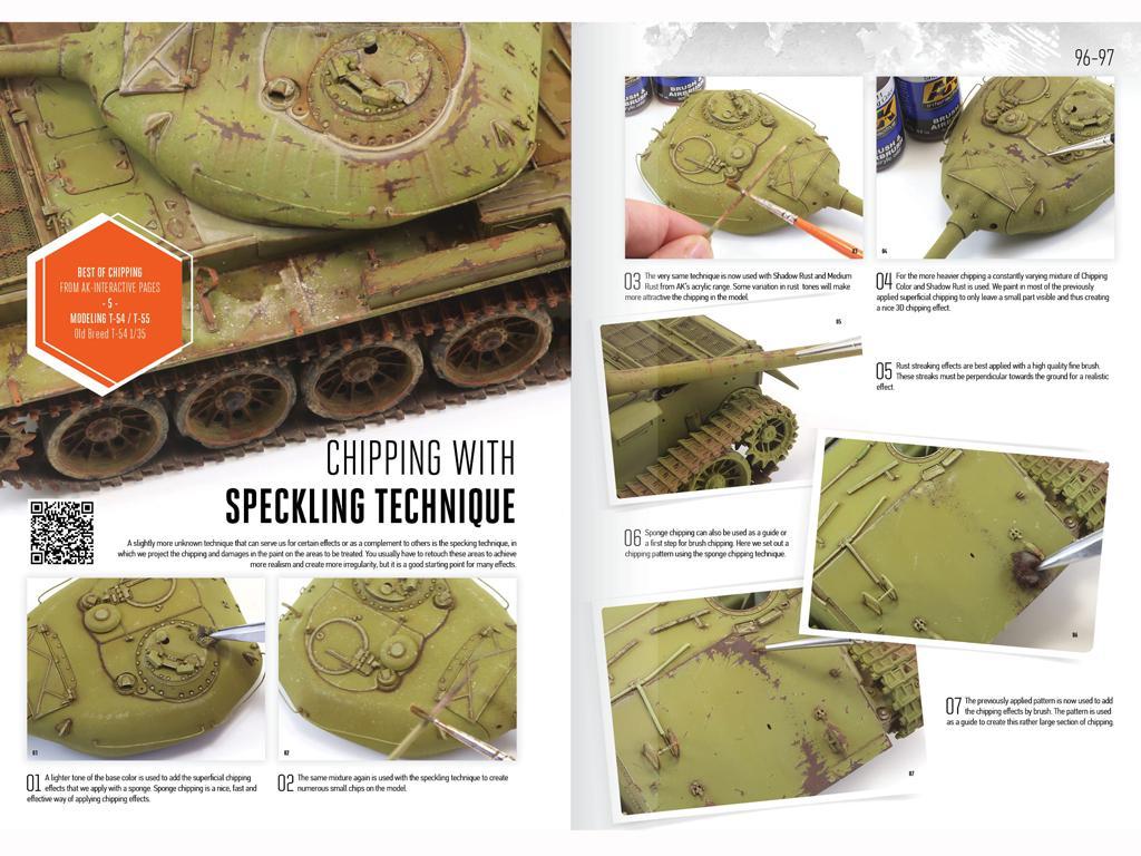 Worn Art Collection 02 – Chipping (Vista 10)