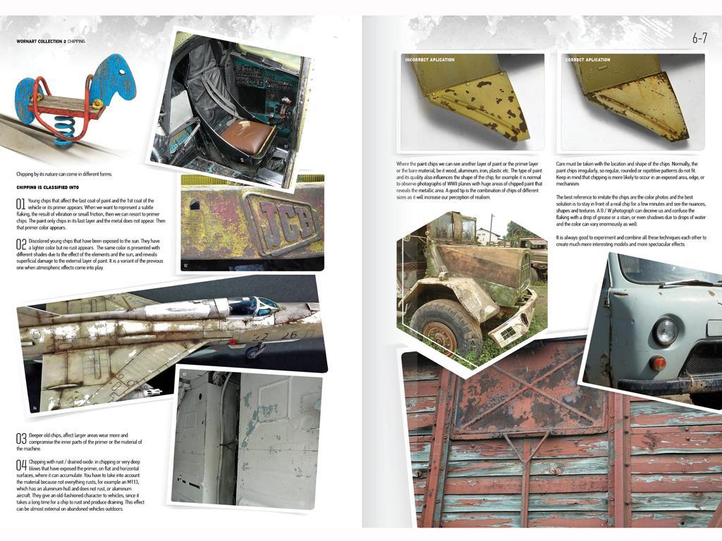 Worn Art Collection 02 – Chipping (Vista 11)