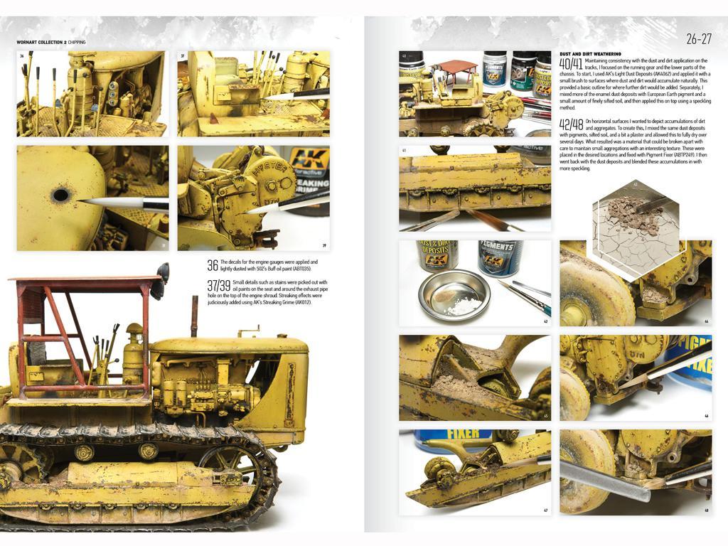 Worn Art Collection 02 – Chipping (Vista 12)
