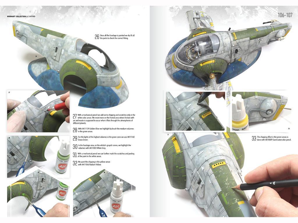 Worn Art Collection 02 – Chipping (Vista 9)