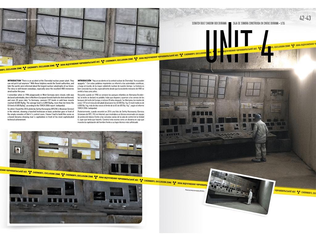 Worn Art Collection 03 – Chernobyl (Vista 4)