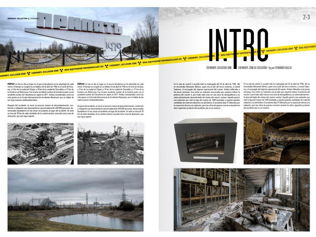 Worn Art Collection 03 – Chernobyl (Vista 5)