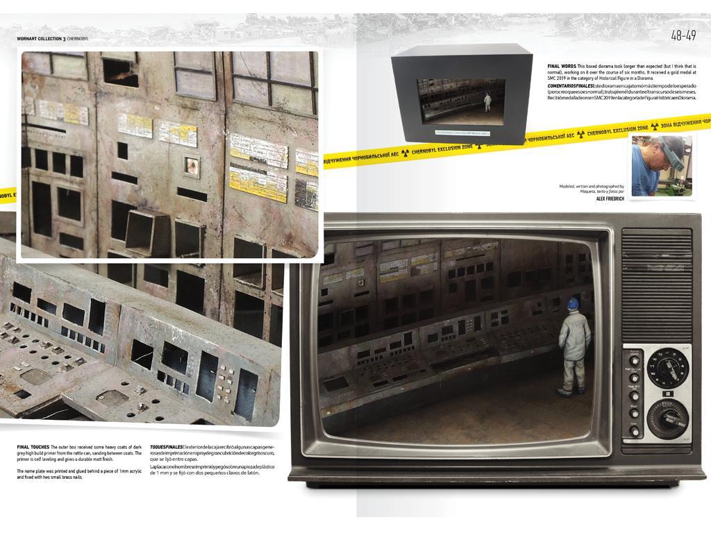 Worn Art Collection 03 – Chernobyl (Vista 9)