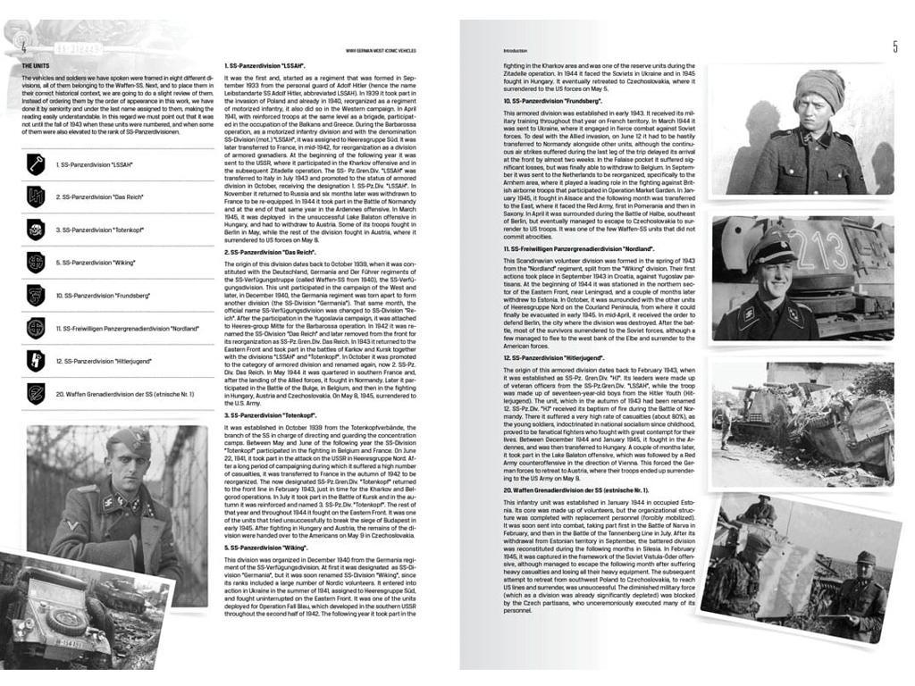 Los Vehiculos Alemanes mas Iconicos de las SS. Volumen 1 (Vista 3)