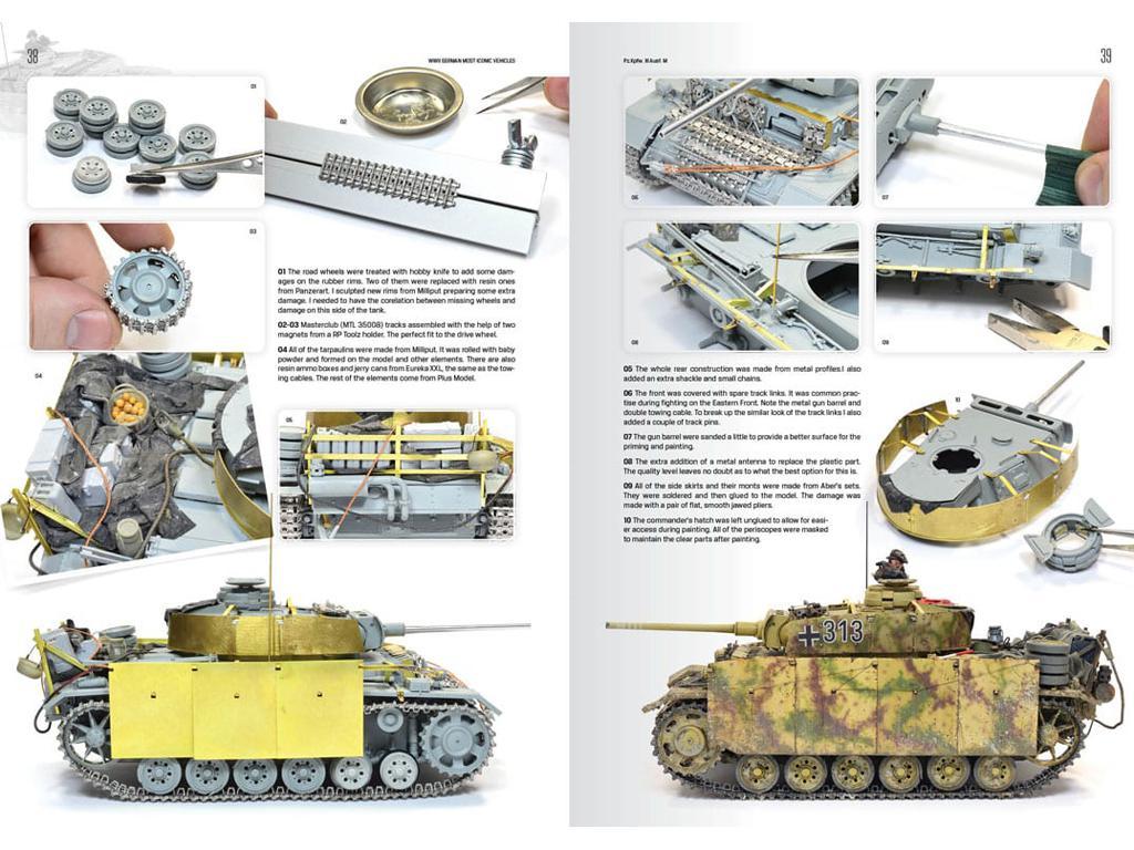 Los Vehiculos Alemanes mas Iconicos de las SS. Volumen 1 (Vista 6)