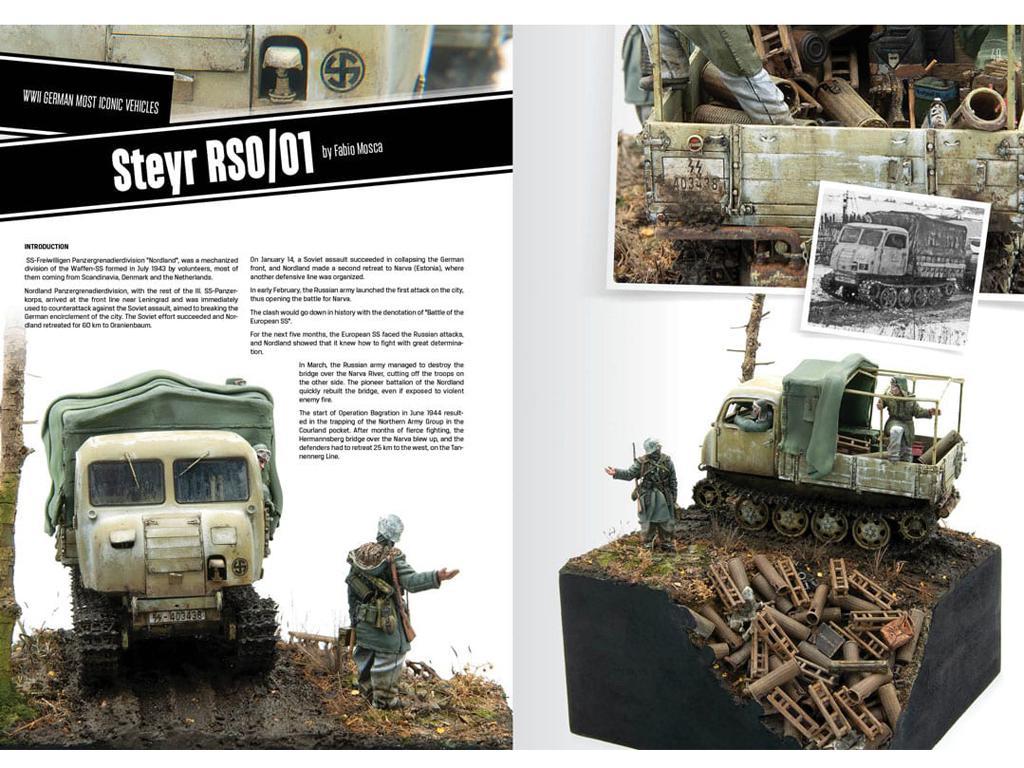Los Vehiculos Alemanes mas Iconicos de las SS. Volumen 1 (Vista 7)