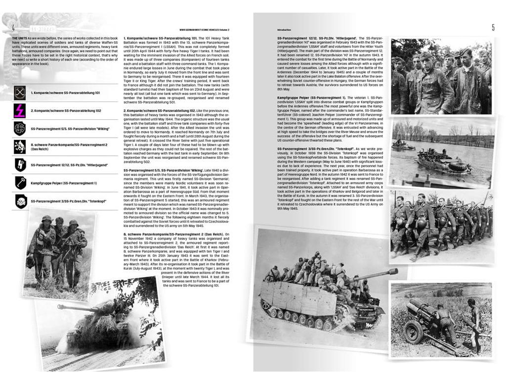 Los Vehiculos Alemanes mas Iconicos de las SS. Volumen 2 (Vista 3)