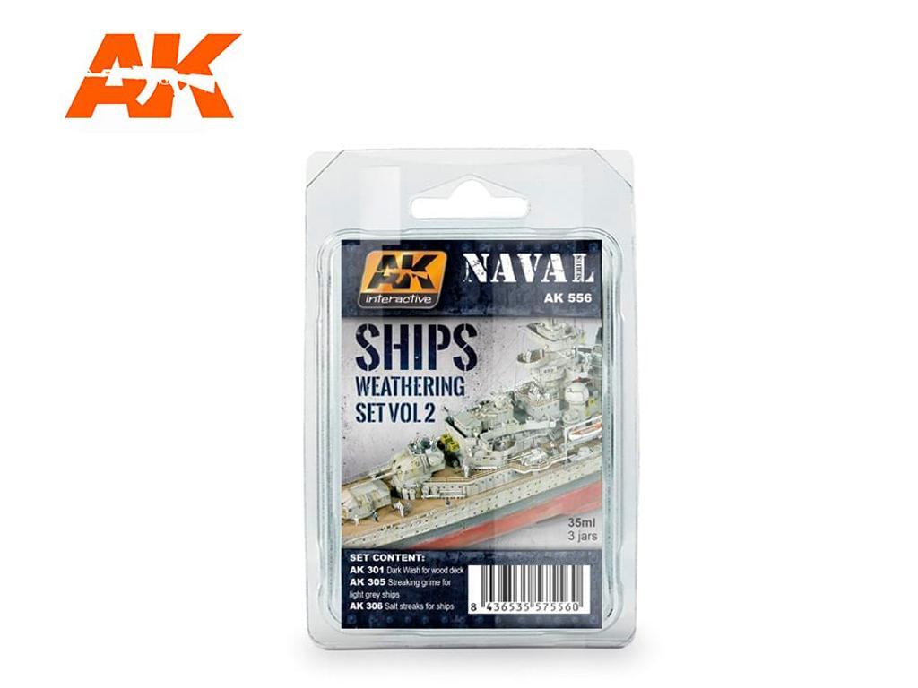 Naval Weathering Set Vol.2 (Vista 1)