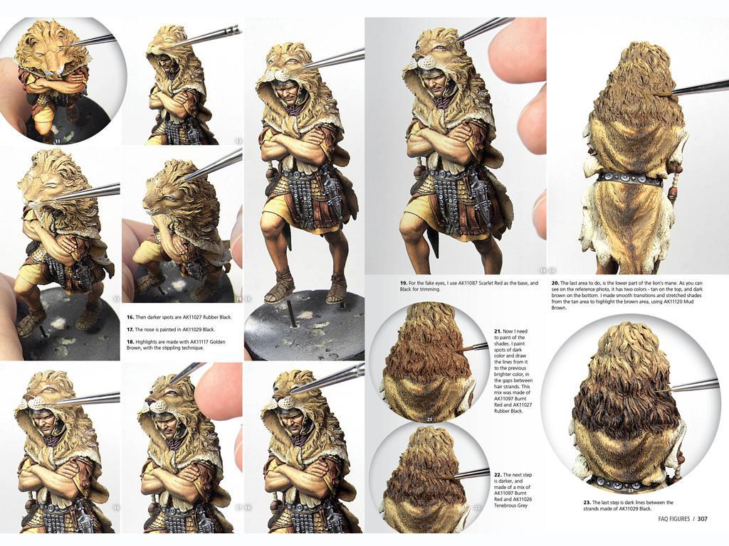 F.A.Q. Tecnicas Pintura Figuras (Vista 10)
