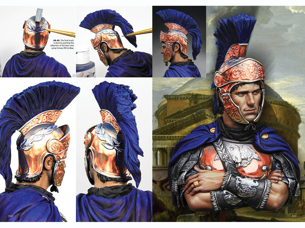 F.A.Q. Tecnicas Pintura Figuras (Vista 12)