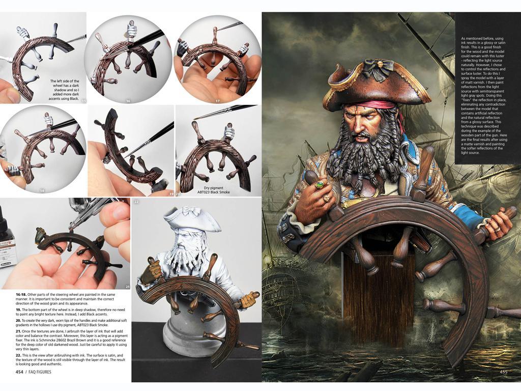 F.A.Q. Tecnicas Pintura Figuras (Vista 13)