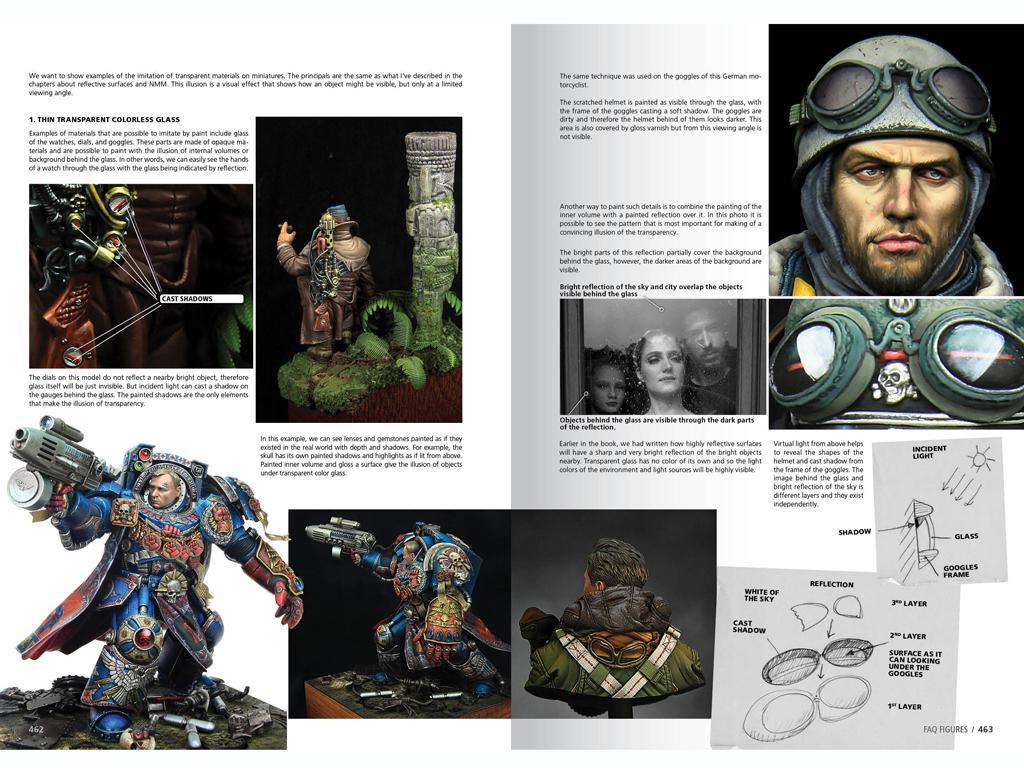 F.A.Q. Tecnicas Pintura Figuras (Vista 14)