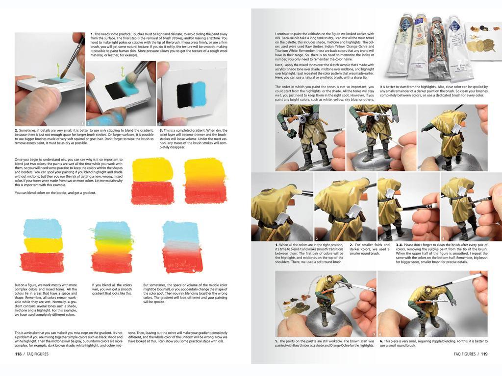 F.A.Q. Tecnicas Pintura Figuras (Vista 4)
