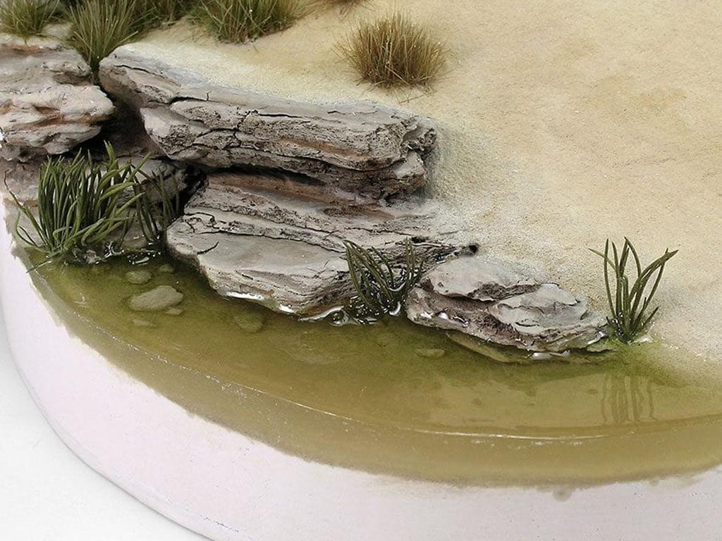 Agua cristalina (Vista 2)