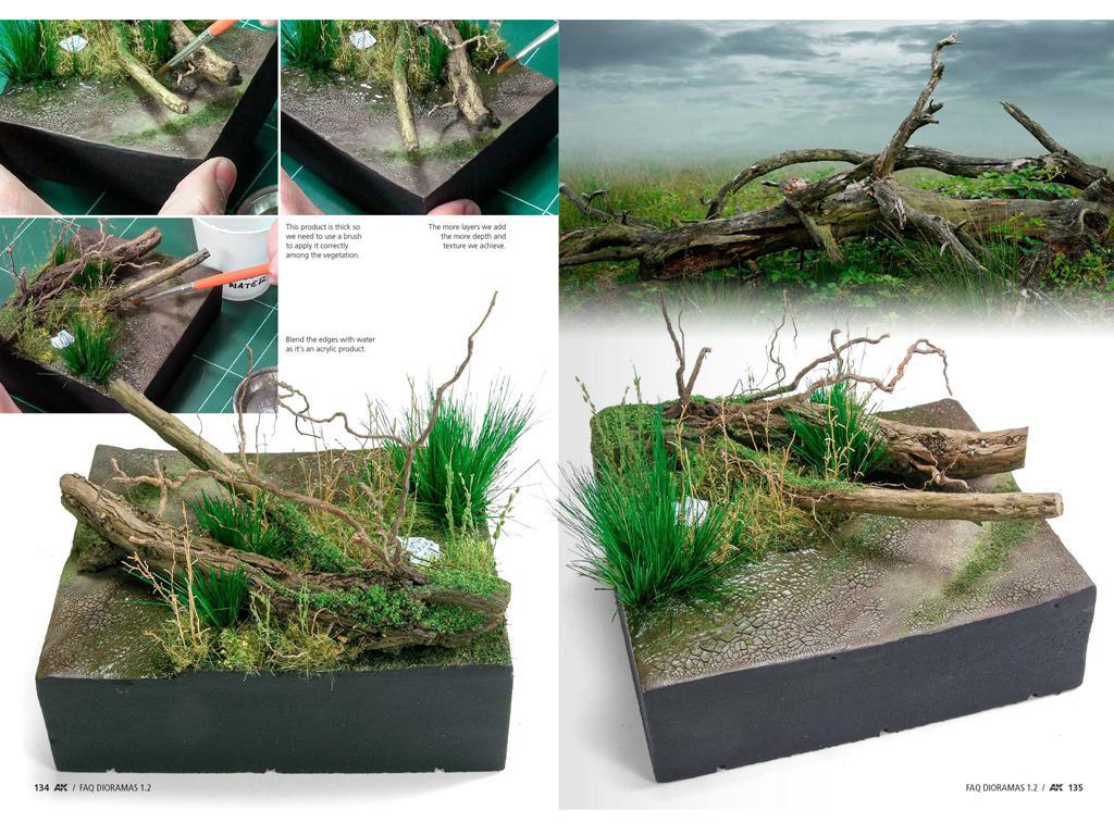 F.A.Q. Dioramas 1.2 - Agua, Hielo y Niev (Vista 2)