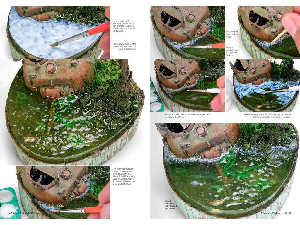 F.A.Q. Dioramas 1.2 - Agua, Hielo y Niev (Vista 3)