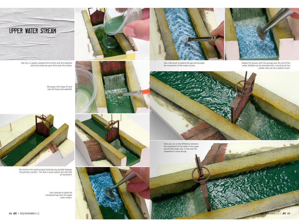 F.A.Q. Dioramas 1.2 - Agua, Hielo y Niev (Vista 4)