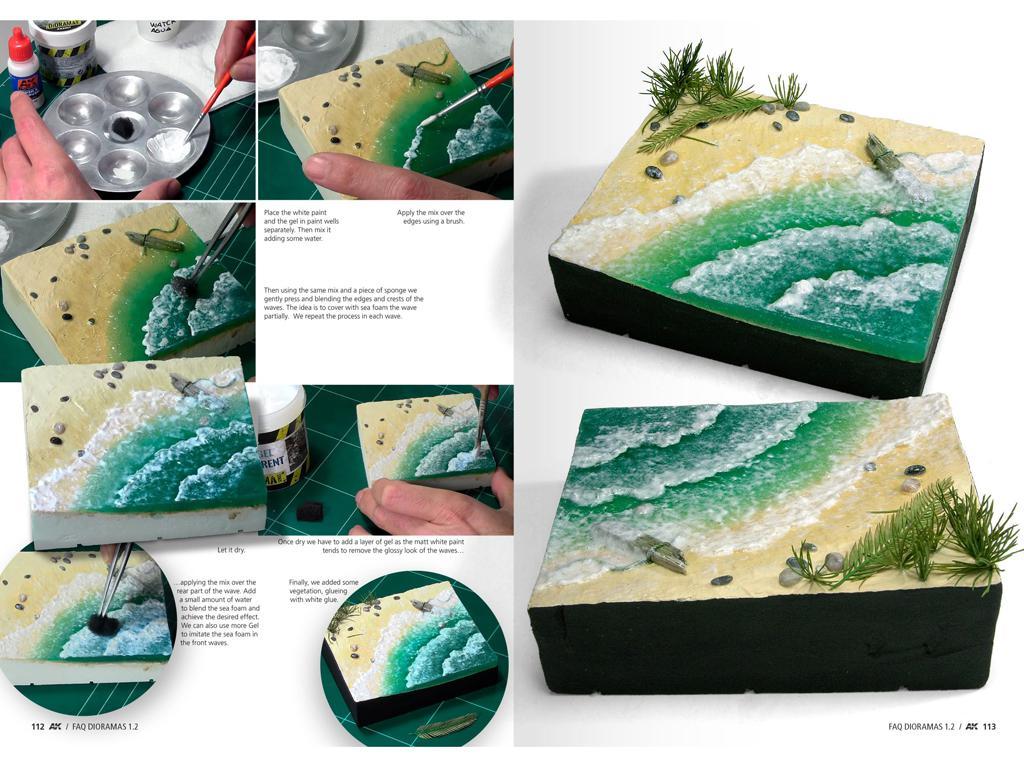 F.A.Q. Dioramas 1.2 - Agua, Hielo y Niev (Vista 5)