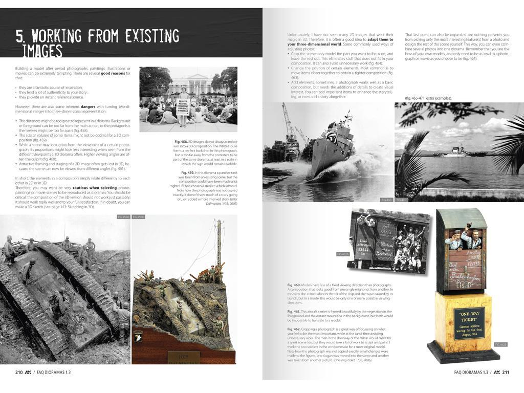 Dioramas F.A.Q. 1.3 Extensión (Vista 2)