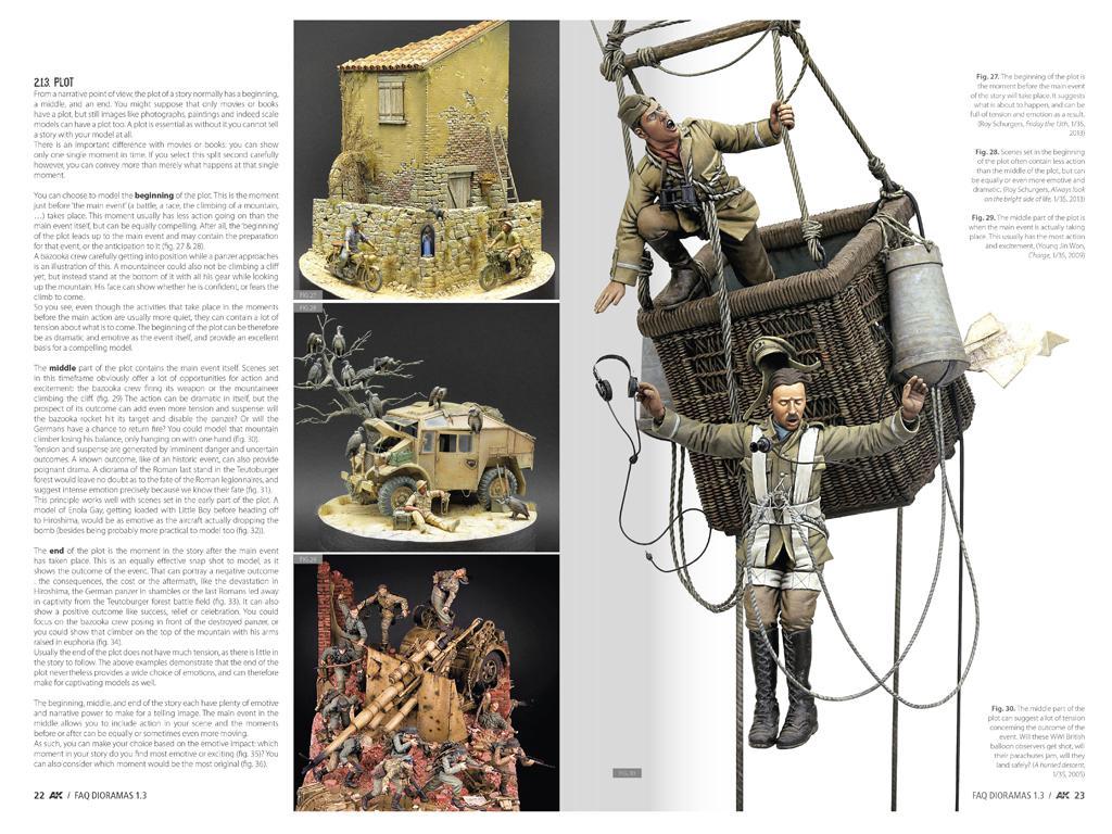 Dioramas F.A.Q. 1.3 Extensión (Vista 5)