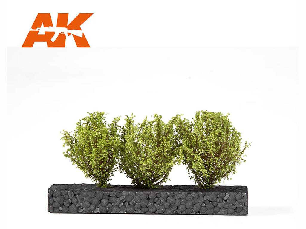 Arbusto Verde Claro 4/5 cm (Vista 1)