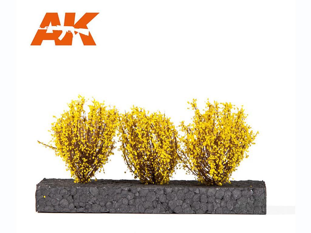 Arbusto Amarillo Claro 4/5 cm (Vista 1)
