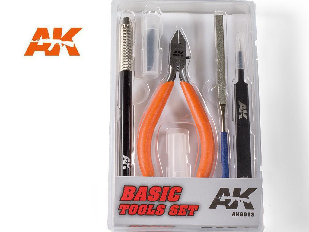Set de herramientas (Vista 1)
