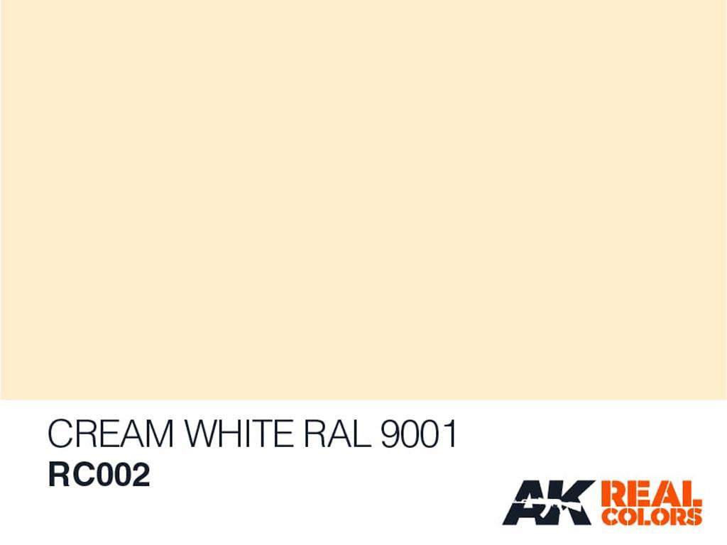 Blanco Crema RAL 9001 (Vista 2)