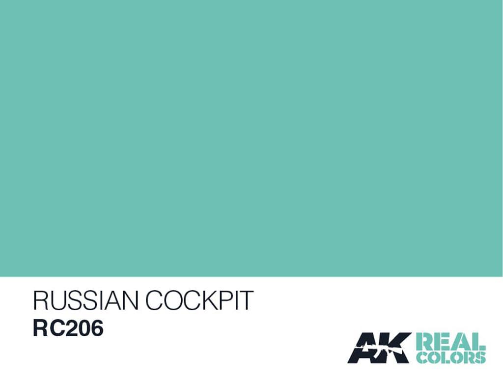 Russian Cockpit Torquise (Vista 2)