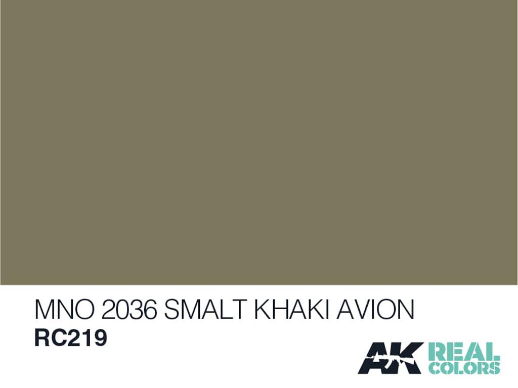 MNO 2036 Smalt Caqui Avion (Vista 2)