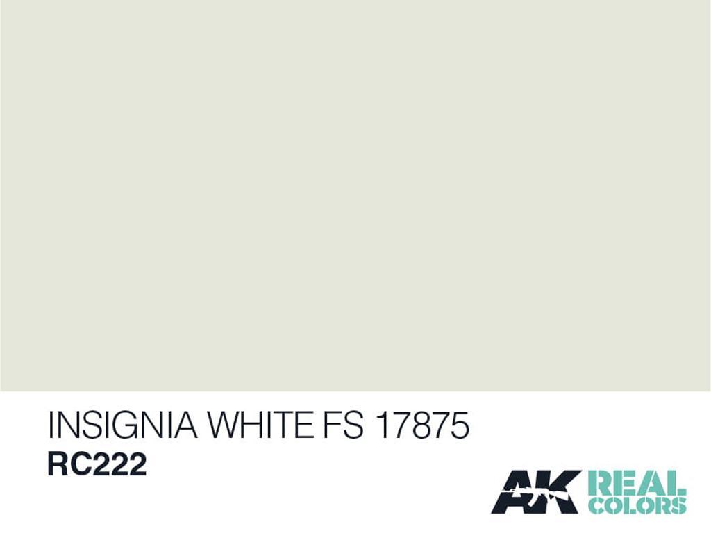 Insignia Blanco FS 17875  (Vista 2)