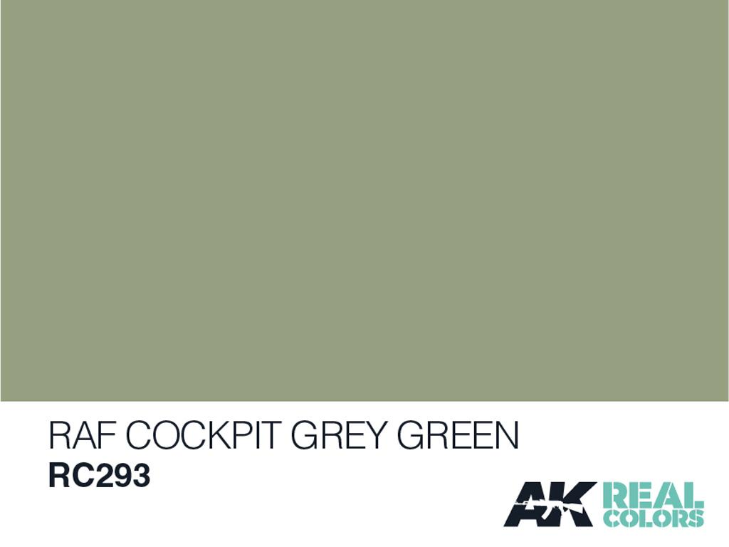 Cockpit Gris-Verde (Vista 2)