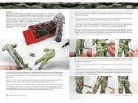 Camuflajes Modernos para Figuras (Vista 10)