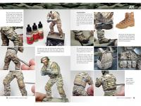 Camuflajes Modernos para Figuras (Vista 11)