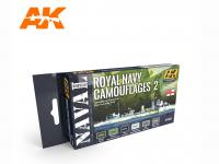 Royal Navy Camuflages 2 (Vista 2)