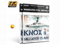 Modelling Full Ahead Knox & Clase Balear (Vista 8)