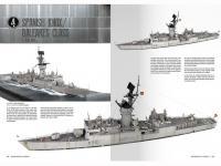 Modelling Full Ahead Knox & Clase Balear (Vista 12)